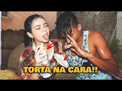 TORTA NA CARA FT SAMARA OLIVEIRA thumbnail