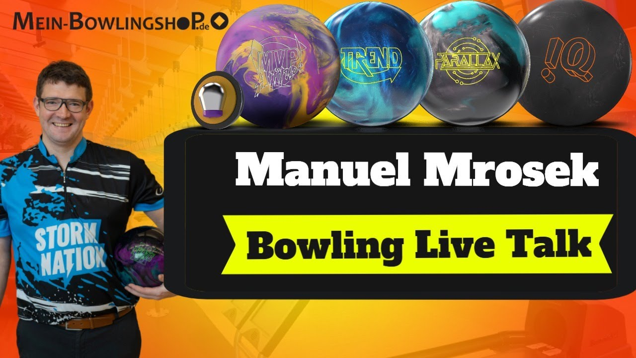 Neue Ball Releases angekündigt! DBU Sitzung! Emax Bowling Live Talk Live Stream Bowling Live Talk