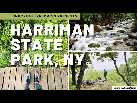 Harriman State Park, NY  |  Quick Hiking Guide