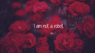 I Am Not A Robot || Marina And The Diamonds || Lyrics