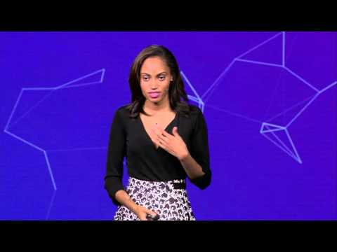 Jewel Burks speaking at Plaform Summit 2015