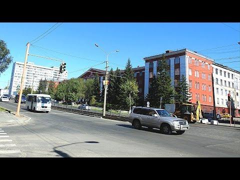 #1 Barnaul City Day September 3, 2016 День города Барнаул 3 сентября  ПУТЕШЕСТВИЕ по городу