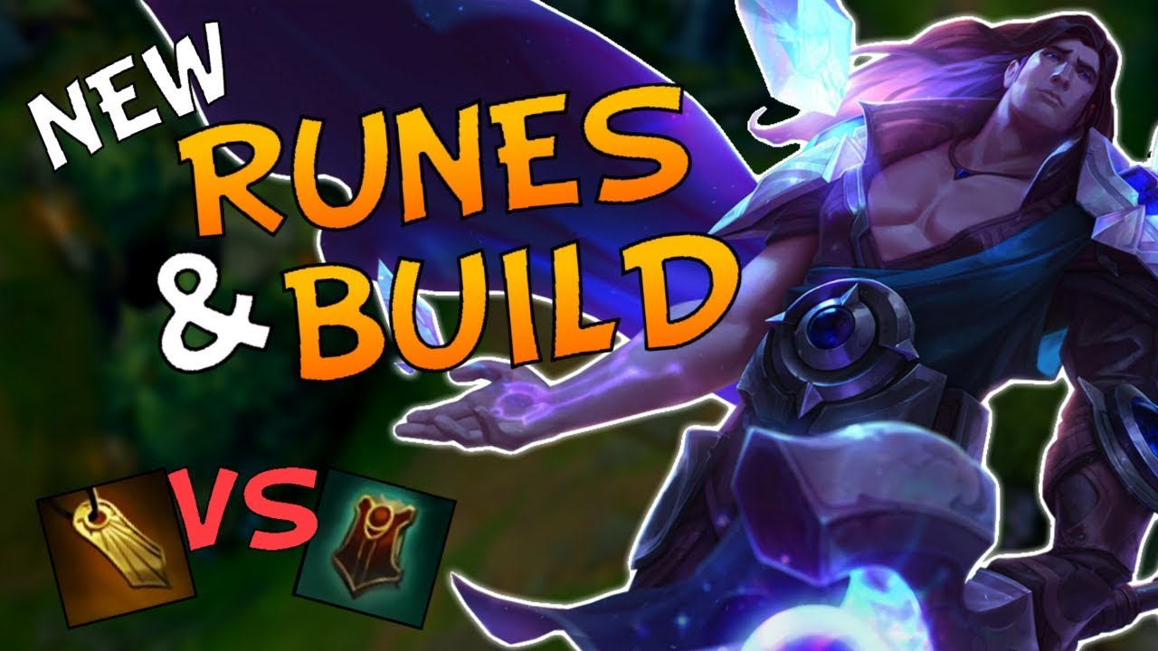 New Runes And Build In Depth Taric Guide By King Taric Patch 88