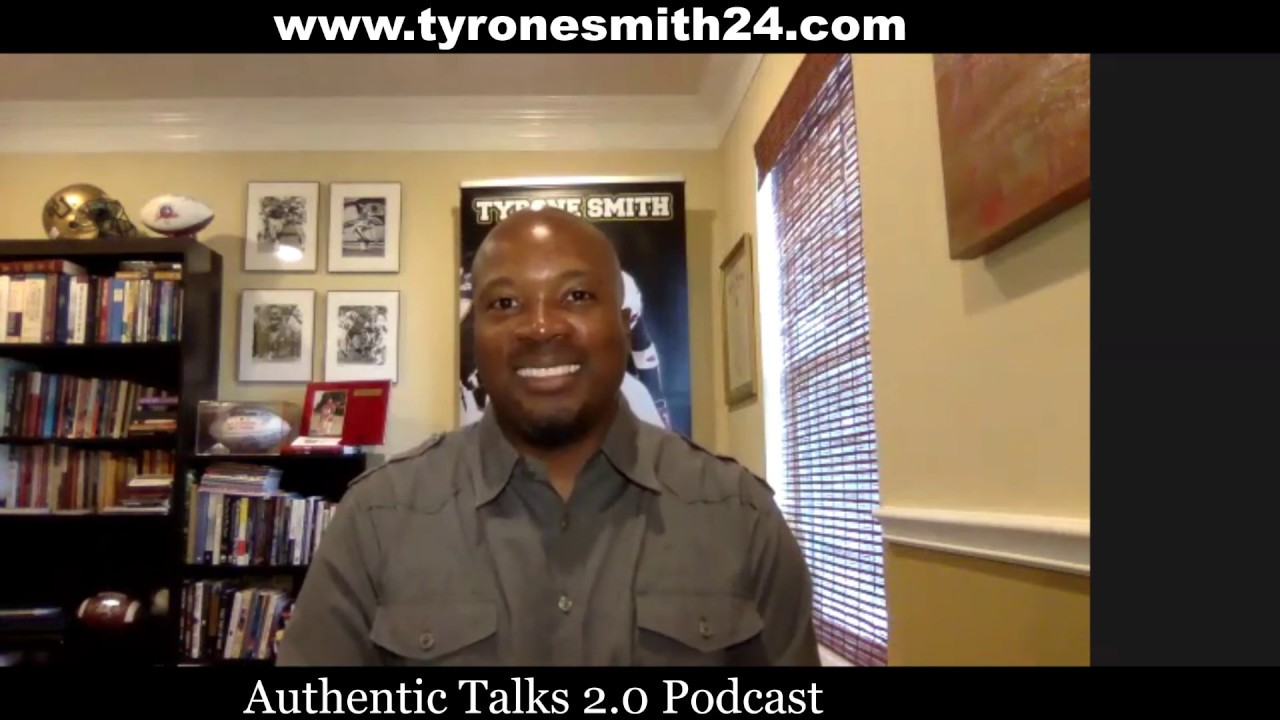 PODSitivity PODSnack- Episode 34 | Outside the Huddle w/ Former NFL Player | Guest: Tyrone Smith