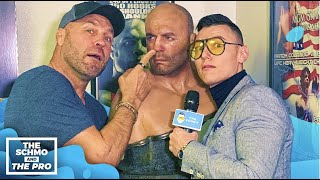 Randy Couture On Tyson Fury Fighting MMA