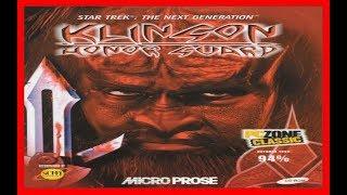 Star Trek - The Next Generation - Klingon Honor Guard 1998 PC
