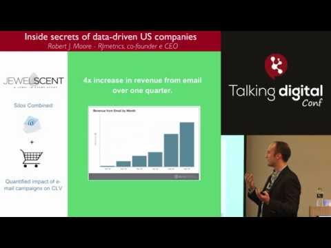 Talking Digital Conf 2014 - Inside secrets of data-driven US companies - Robert J. Moore