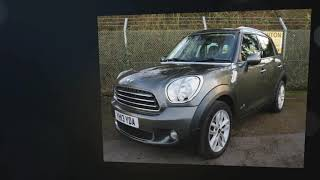 Mini Countryman 1.6 Cooper D ALL4 Turbo Diesel 5DR 4x4 for sale in Honiton, Devon