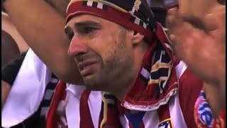 """""""Aqui te espero"""" Atlético Madrid Subcampeón Champions 2016"""