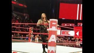 WWE Monday Night RAW Dark Match March 5th 2018 Live Reaction!