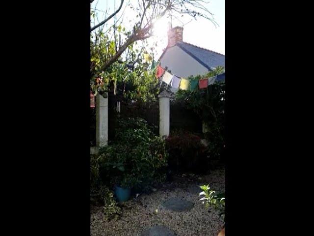 Méditation au jardin - 5'04