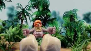 Mattel Big Boots Commercial - Stop Motion Animation