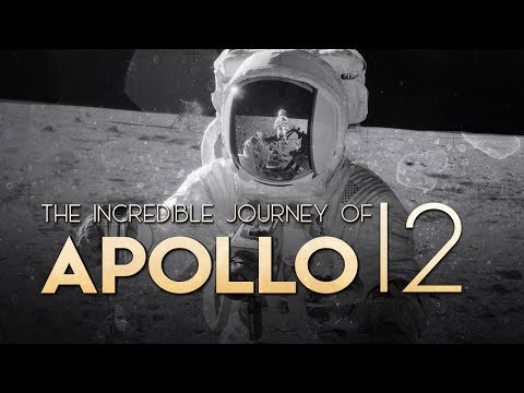 The Incredible Journey of Apollo 12 -  4K