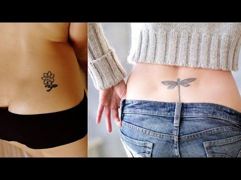 Most Sexy Lower Back Tattoo Designs for Women Part 2 - Tattoo Ideas