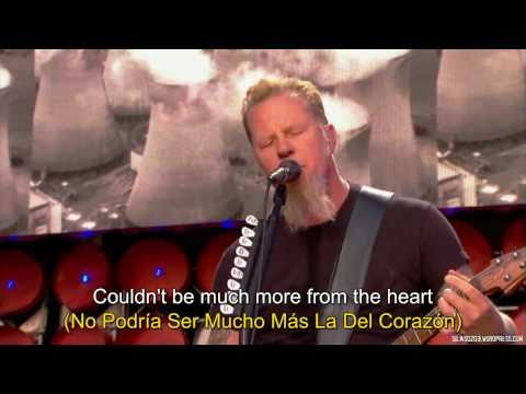 Metallica - Nothing Else Matters (Live HD) Subtitulado