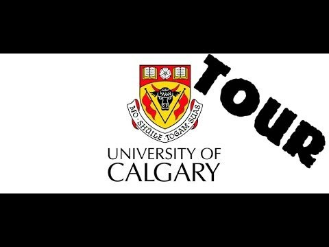 University of Calgary Tour (Main Campus)