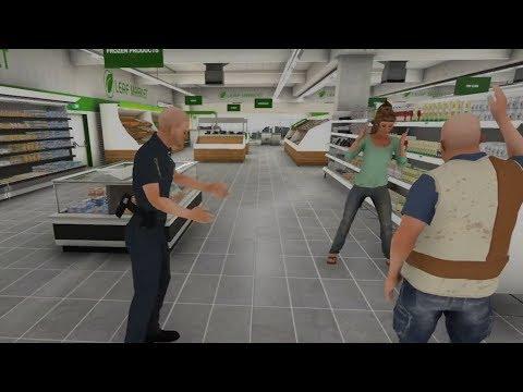 Virtual Training, Real Policing