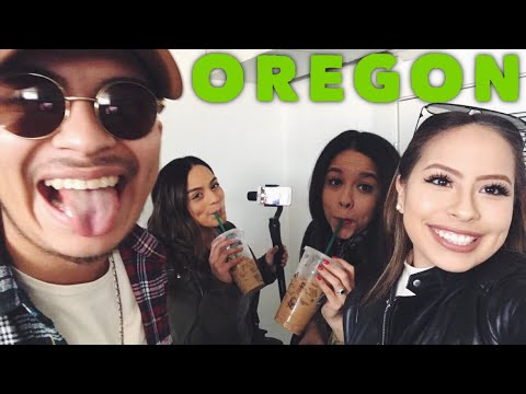 Our First time in the West Coast! OREGON VLOG #003