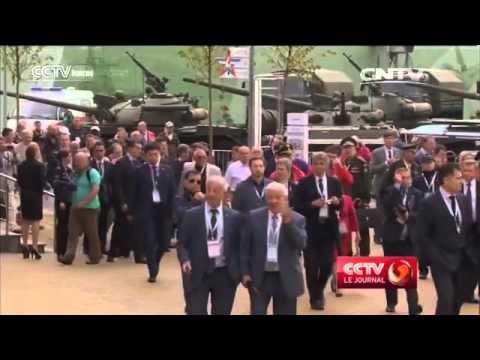 L'armée russe se procure 40 missiles intercontinentaux