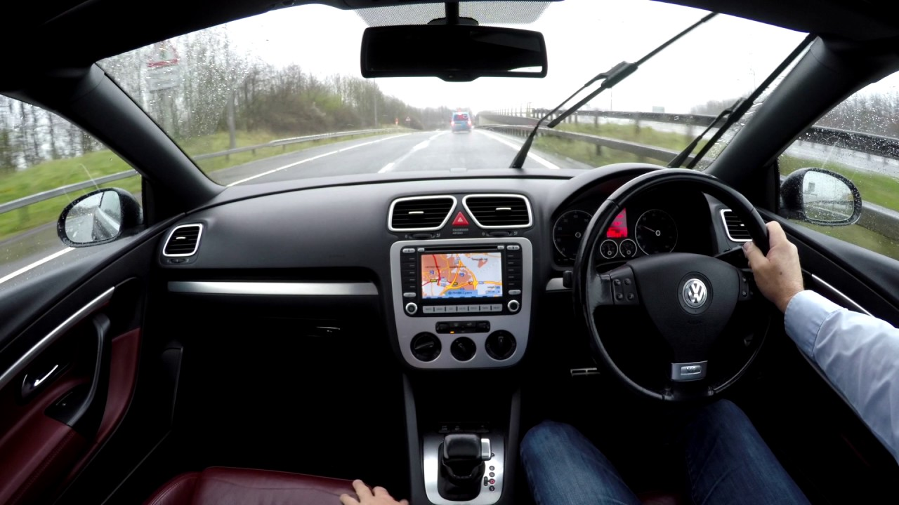 Virtual Video Test Drive In Our Vw Eos 3 2