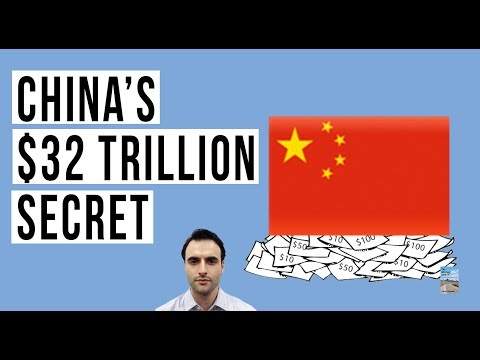 China Has $6 Trillion Hidden Local Debt and $32 Trillion Off Balance Sheet!