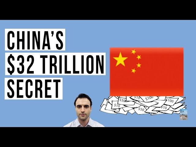 China Has $6 Trillion Hidden Local Debt and $32 Trillion Off Balance Sheet!