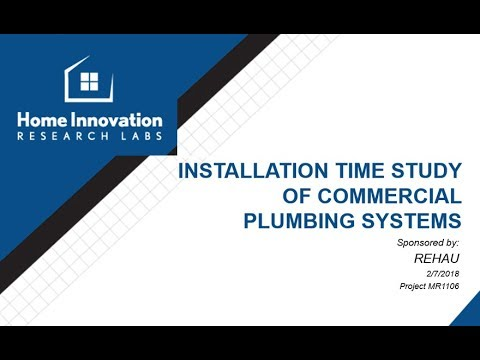 Home Innovation Research Labs - Time Study Webinar