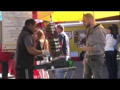 Food Truck Fridays in Downtown Phoenix