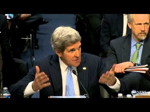 John Kerry Confirmation Hearing: Questioned About Vietnam vs. Current U.S. Policy