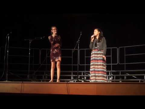 Atascadero Middle School Solos and Ensembles Choir Concert