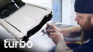 Cadillac Deville impresiona con un diseño único | Justin y Nick: Supermecánicos | Discovery Turbo