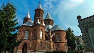 видео Сто лучших достопримечательностей Украины | Презентация в Full-HD | Путешествуйте в Украине