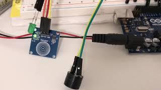 Techbots Guru musical instrument using arduino