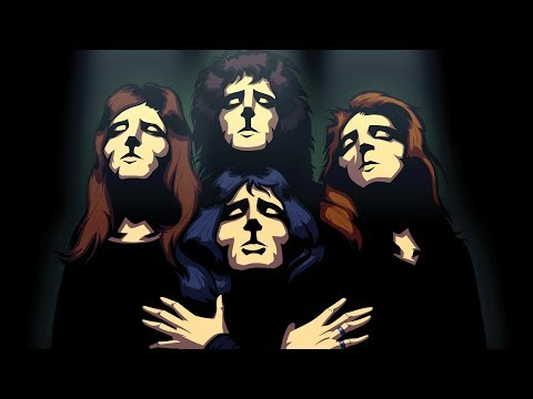 BOHEMIAN RHAPSODY | Animation