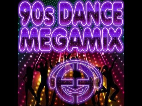 MEGAMIX DANCE 90's- Alex2Rome™- Dj Music and Music Electronic Entertainment.