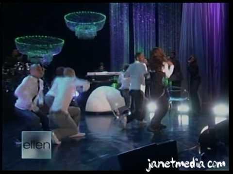 Janet Jackson - FeedBack Live