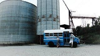 Bus Conversion - Episode 1 - WE BOUGHT A BUS