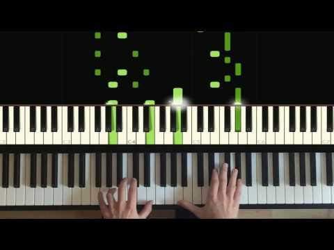Ed Sheeran - Shape Of You - Piano Tutorial + SHEETS