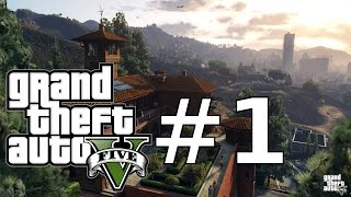 Let's Play GTA 5 PC German / Deutsch Part 1 – Welcome to Los Santos | HD+ 60 FPS Ultra | Gameplay