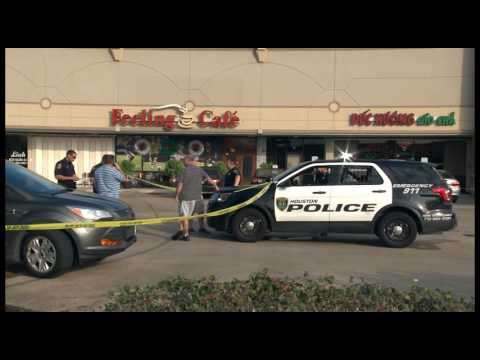 VIETV BREAKING NEWS : Shooting at Feeling Cafe in Houston, TX -11/29/16