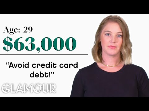 Women of Different Salaries: What's Your Best Financial Advice? | Glamour