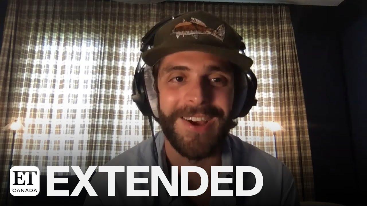 Thomas Rhett Reveals If His Kids Like His Music   EXTENDED
