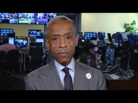 Civil rights leader Al Sharpton says Trump 'channels' racism