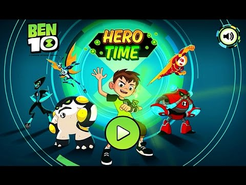BEN 10 - HERO TIME (Chapter 1-3) - Cartoon Network Games