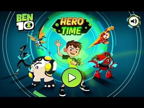 Ben 10 hero time chapter 1 3 cartoon network games youtube ben 10 hero time chapter 1 3 cartoon network games voltagebd Image collections