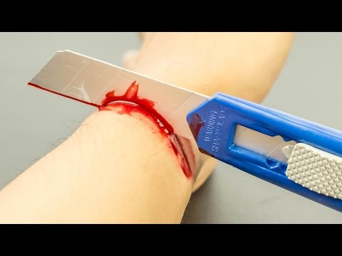 Thumbnail: Realistic Cutting Hand Magic Trick (Awesome Magic Trick)