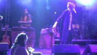 Crystal Fighters live - Solar System + Champion Sound - Katowice - Mariacka