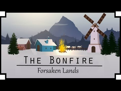 The Bonfire: Forsaken Lands - (Settlement Managing Survival Game)