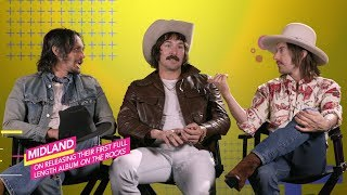 Midland on their Debut Album 'On The Rocks'