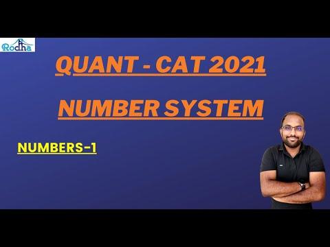 Numbers 1 || Number Systems || CAT Preparation 2019 || Quantitative Aptitude
